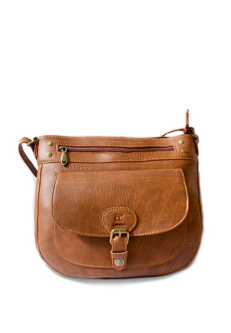 Túi xách da - Túi đeo chéo thương hiệu Lee&Tee